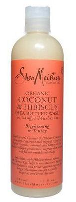 Shea Moisture coconut hibiscus