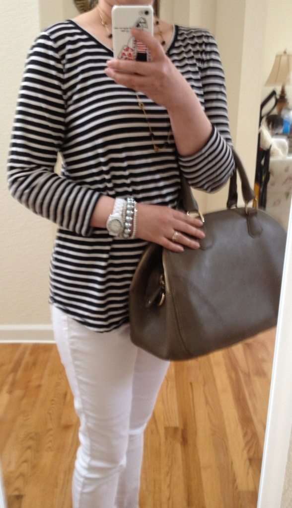 Dome Bag outfit