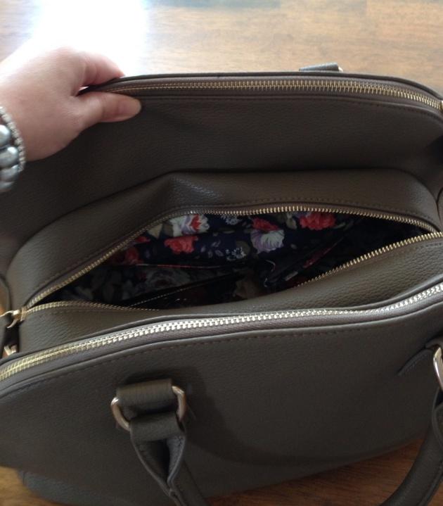 Francesca's Dome Bag