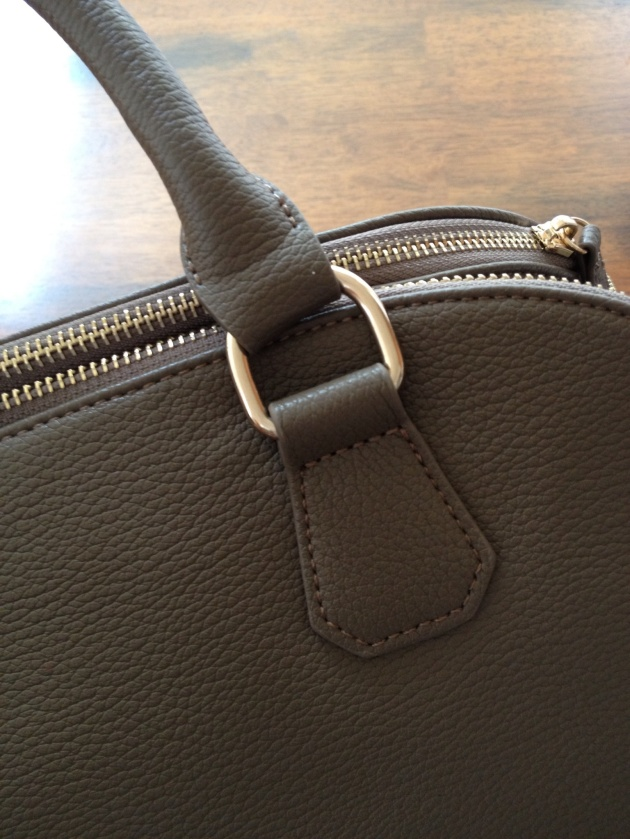 Francesca's Street Level Dome Bag