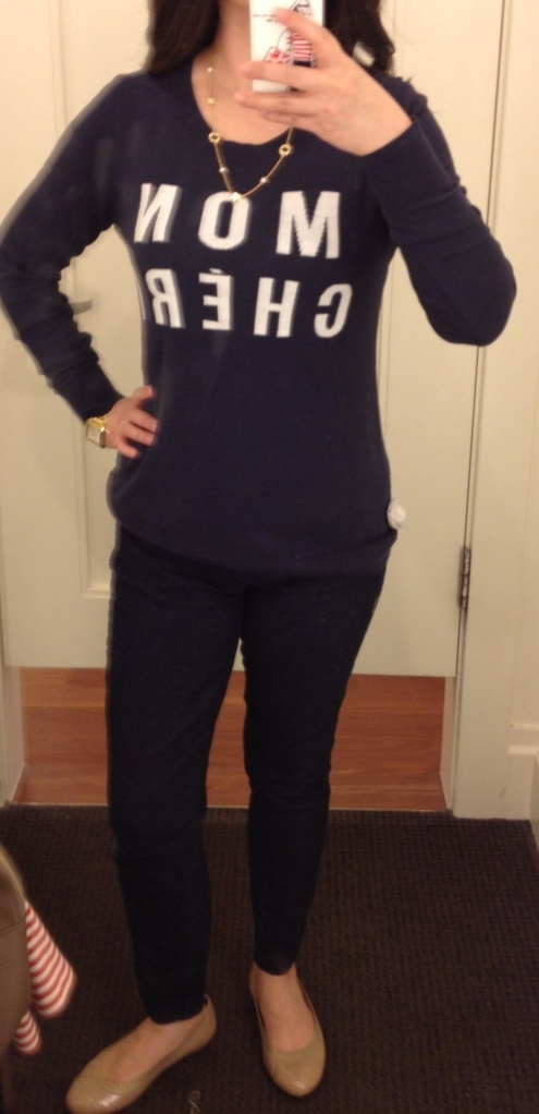 Banana Republic Mon Cheri Pullover sweater