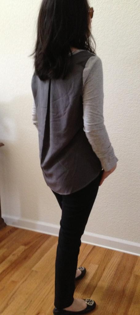 Maison Jules C'est La Vie Long Sleeve Shirt
