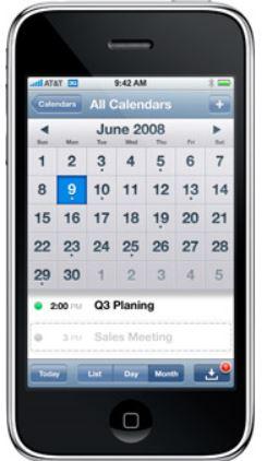 CalendarApp